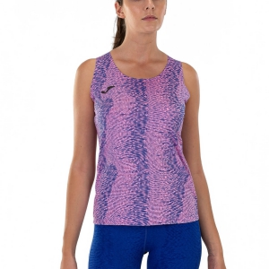 Top Running Mujer Joma Tabarca Graphic Top  Pink 900954.030