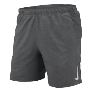 Nike Challenger 7in Pantaloncini - Iron Grey/Heather/Reflective Silver