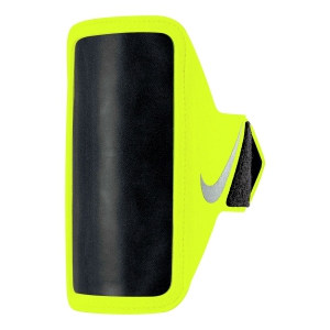 Running Armband Nike Lean Smartphone Arm Band  Ghost Green/Black Silver N.000.1324.342.OS