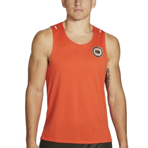 Nike Miler Wild Run Canotta - Team Orange/Gelati/Reflective Silver