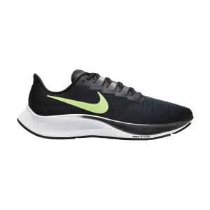 Nike Air Zoom Pegasus 37 - Black/Lime Blast/Valerian Blue/White