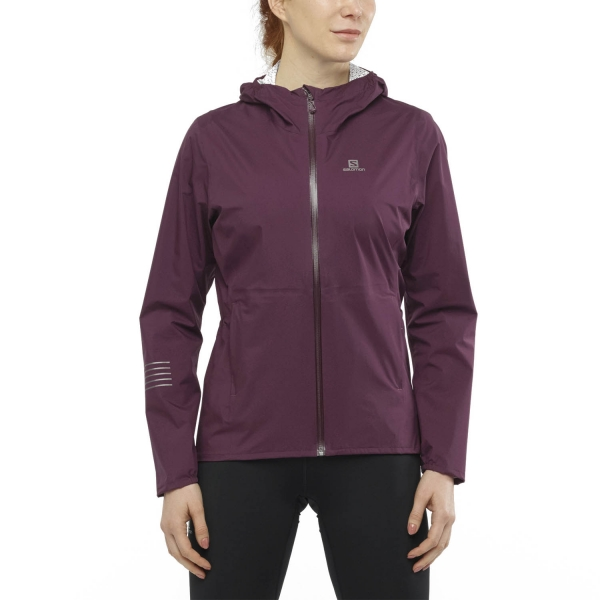 Salomon Lightning WP Jacket - Wine Tasting