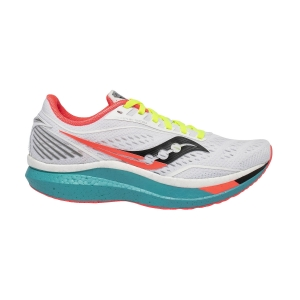 Saucony Endorphin Speed - White Mutant