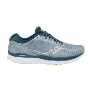 Scarpe Running Stabili Uomo Saucony Guide 13  Mineral/Deep Teal 2054820