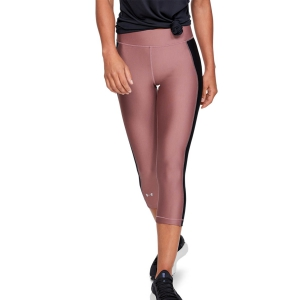 Under Armour HeatGear Armour Capri - Pink