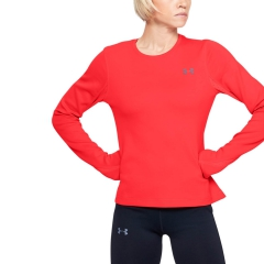 Under Armour Under Armour Qualifier ColdGear Maglia  Beta Red/Black  Beta Red/Black 13440620632