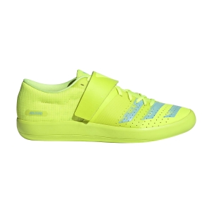adidas Adizero Shotput - Solar Yellow/Clear Aqua/Core Black