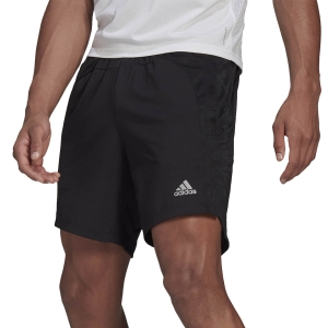 adidas HEAT.RDY 7in Shorts - Black