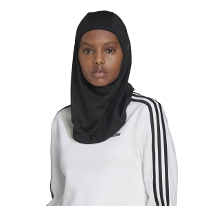Hats & Visors adidas Hijab II Headgear  Black GK2099