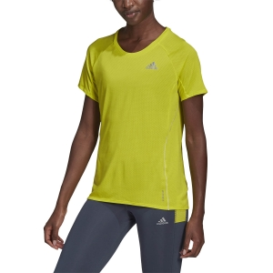 adidas Runner T-Shirt - Acid Yellow