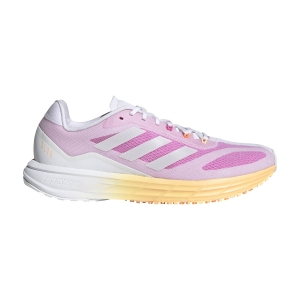 adidas Sl20.2 - Ftwr White/Dash Grey/Screaming Pink
