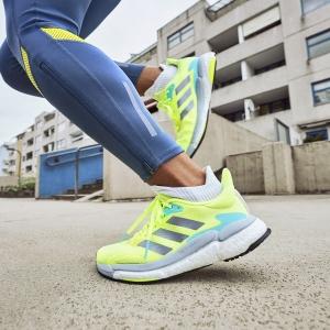 adidas Solar Boost 3 - Hi Res Yellow/Silver Met/Dash Grey
