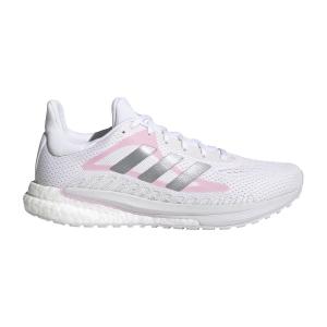 Adidas Solar Glide 3 - Ftwr White/Silver Met/Fresh Candy
