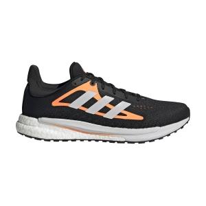 Adidas Solar Glide 3 - Core Black/Ftwr White/Screaming Orange