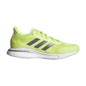 Women's Neutral Running Shoes adidas Supernova  Hi Res Yellow/Solar Yellow FX6809