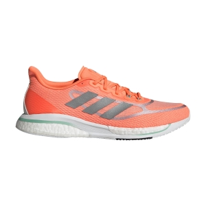 Adidas Supernova + - Screaming Orange/Silver Metallic/Acid Mint