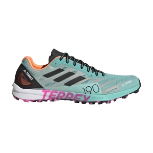Zapatillas Trail Running Hombre adidas Terrex Speed Pro  Acid Mint/Core Black/Screaming Pink FW2724