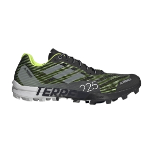 adidas Terrex Speed Pro SG - Core Black/Ftwr White/Solar Yellow