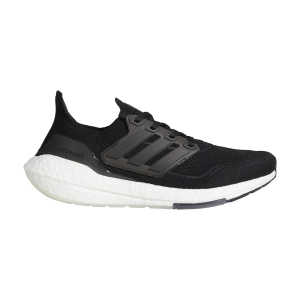 Men's Neutral Running Shoes adidas Ultraboost 21  Core Black/Grey Four FY0378