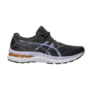 Zapatillas Running Neutras Mujer Asics Gel Nimbus 23  Black/Carrier Grey 1012A885003