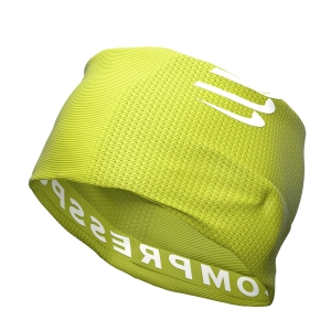 Calentador de Cuello Compressport 3D Thermo Ultralight Calentador de Cuello  Lime CU00007B605