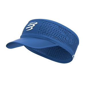Hats & Visors Compressport Spiderweb Visor  Blue Lolite CU00006B512