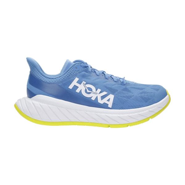 Hoka One One Carbon X 2 - Diva Blue/Citrus