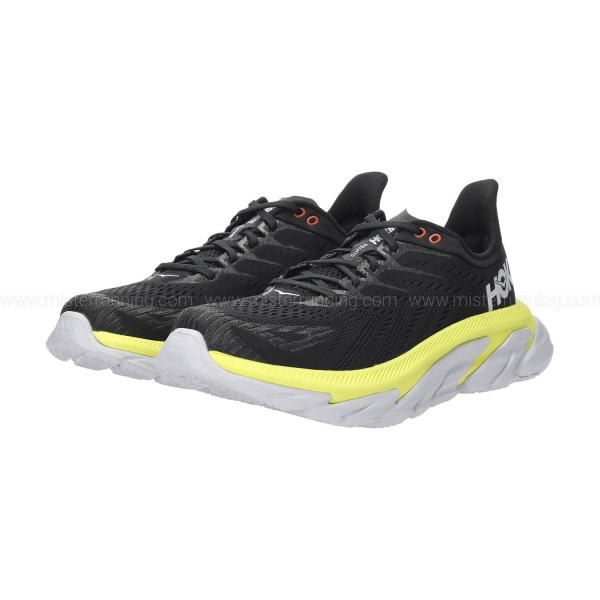 Hoka One One Clifton Edge - Anthracite/Evening Primerose