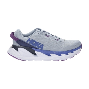 Women's Performance Running Shoes Hoka One One Elevon 2  Ballad Blue/Dazzling Blue 1106478BBDBL