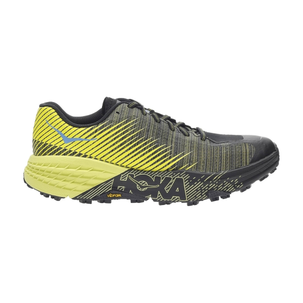 Hoka One One EVO Speedgoat - Citrus/Black