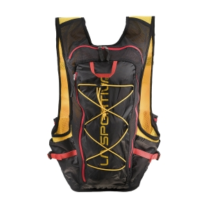 Sport Backpack La Sportiva Trail Backpack  Black/Yellow 49K999100