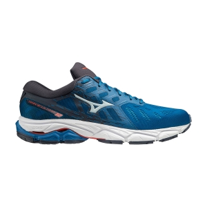 Men's Neutral Running Shoes Mizuno Wave Ultima 12  Mykonos Blue/Wan Blue/India Ink J1GC211821