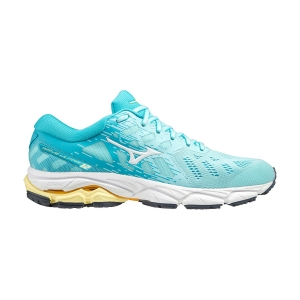 Zapatillas Running Neutras Mujer Mizuno Wave Ultima 12  Tanager Turquoise/Snow White/Scuba Blue J1GD211813