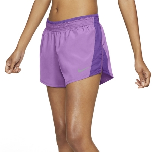 Women's Running Shorts Nike 10K 3in Shorts  Fuchsia Glow/Wild Berry/Wolf Grey 895863597