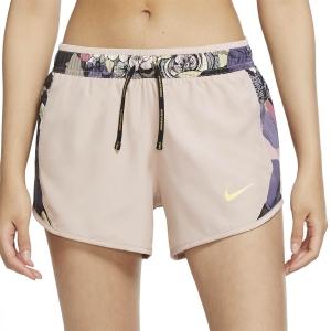 Nike 10k Femme 4in Shorts - Pink Oxford/Ironstone/Metallic Gold
