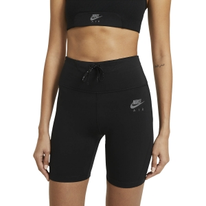 Women's Running Shorts Nike Air 7in Short  Black/Reflective Silver CZ9410010