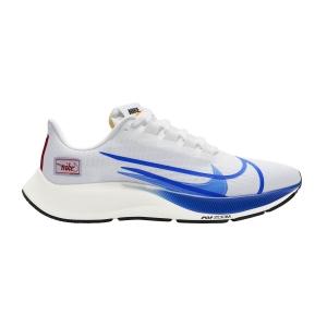 Nike Air Zoom Pegasus 37 Premium - White/Game Royal/Gym Red/Sail