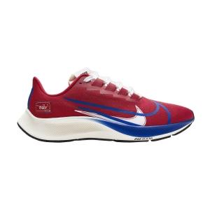 Nike Air Zoom Pegasus 37 Premium - Gym Red/Game Royal/White/Sail