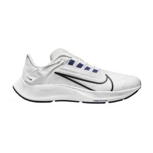 Nike Air Zoom Pegasus 38 Flyease - Summit White/Black/Dark Purple/Dust