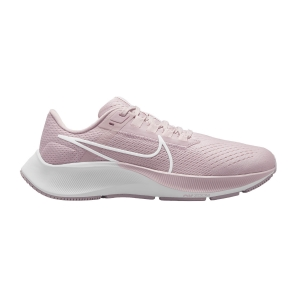 Zapatillas Running Neutras Mujer Nike Air Zoom Pegasus 38  Champagne/White/Barely Rose/Arctic Pink CW7358601