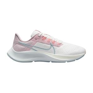 Nike Air Zoom Pegasus 38 - Sail/Ocean Cube/Pink Glaze/Crimson Bliss