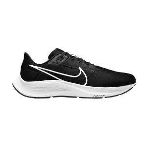 Nike Air Zoom Pegasus 38 Extra Wide - Black/White/Anthracite/Volt