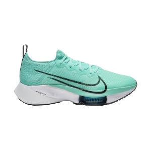Men's Neutral Running Shoes Nike Air Zoom Tempo Next%  Hyper Turquoise/Black/Chlorine Blue/White CI9923300