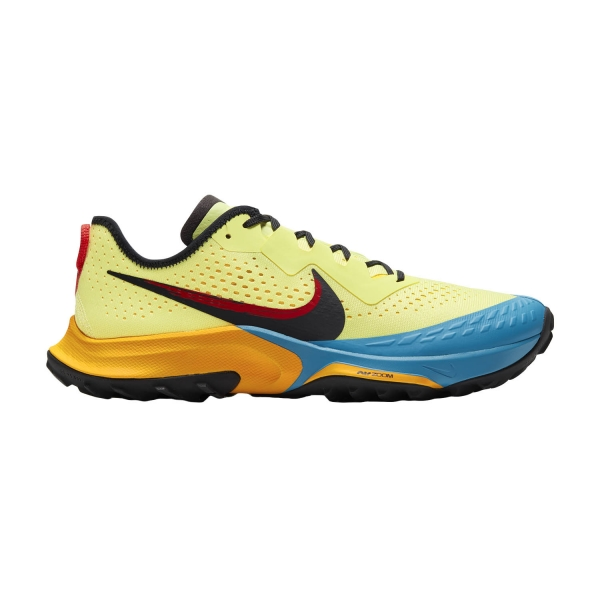 Nike Air Zoom Terra Kiger 7 - Limelight/Off Noir/Laser Blue
