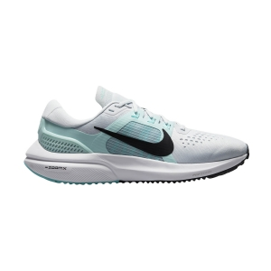 Zapatillas Running Neutras Mujer Nike Air Zoom Vomero 15  Pure Platinum/Oil Grey/Light Dew CU1856008