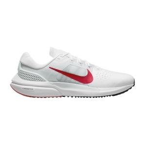 Nike Air Zoom Vomero 15 - White/Chile Red/Platinum Wolf Grey