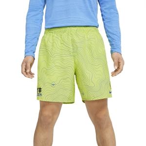 Nike Challenger Ekiden 7in Pantaloncini - Cyber