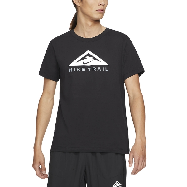 Nike Trail Dri-FIT T-Shirt - Black