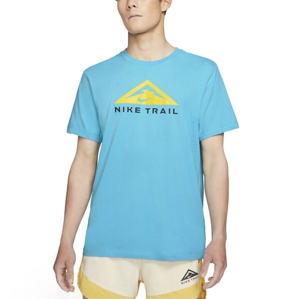 Nike Trail Dri-FIT T-Shirt - Chlorine Blue
