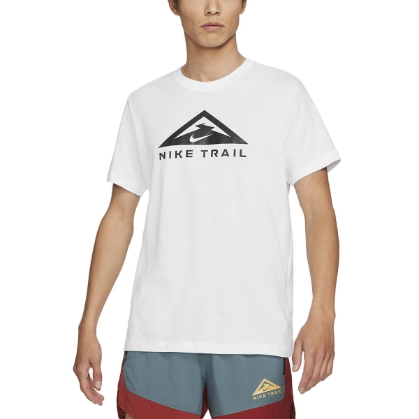 Nike Trail Dri-FIT T-Shirt - White